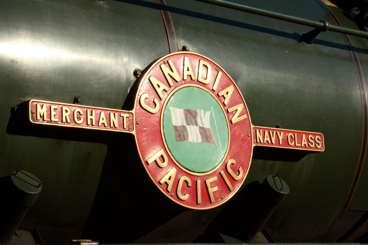 Canadian Pacific update part 2