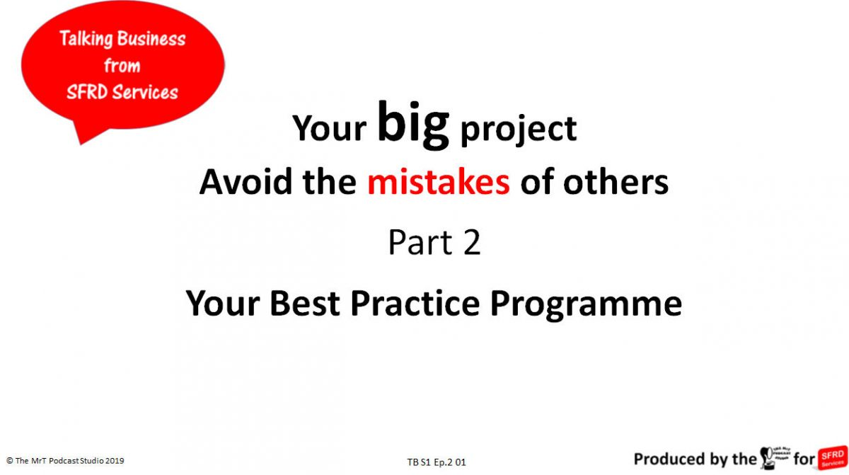 Your Best Practice Programme – Talking Business – S1 Ep.2
