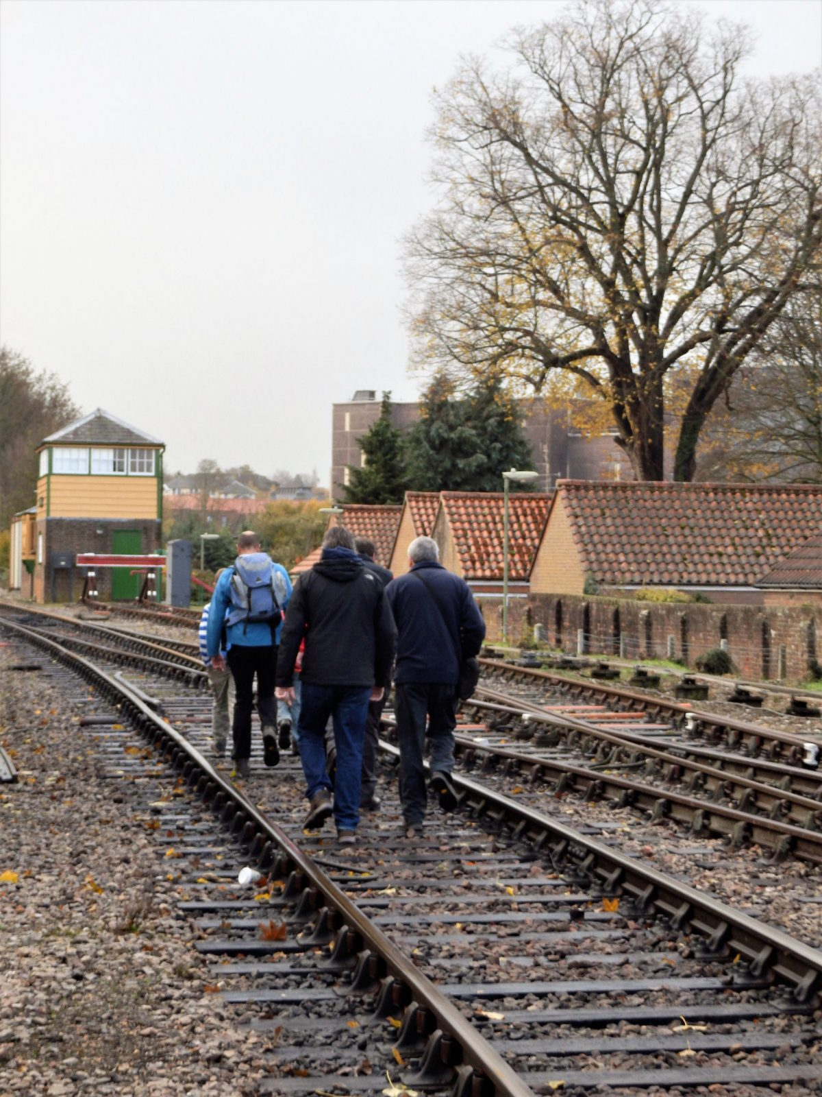 Walk the Line – Life on the Watercress Line