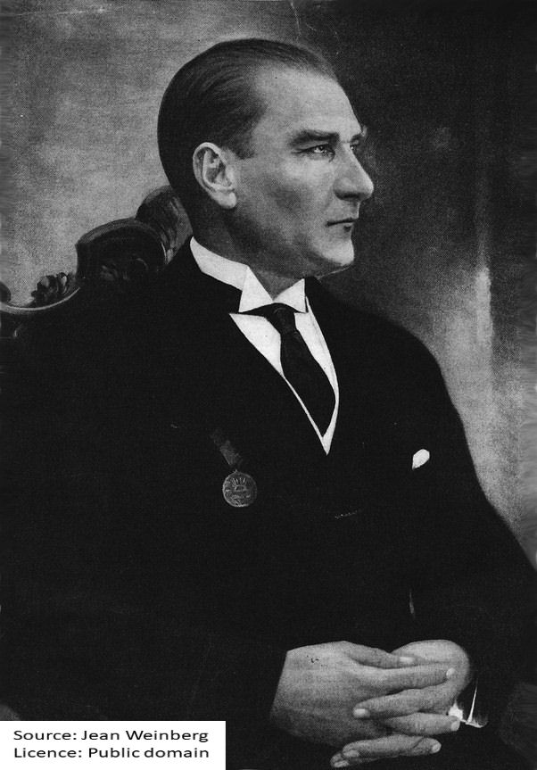 Ataturk – the greatest Nation Builder of modern times